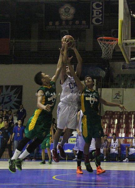 CEC player rebound