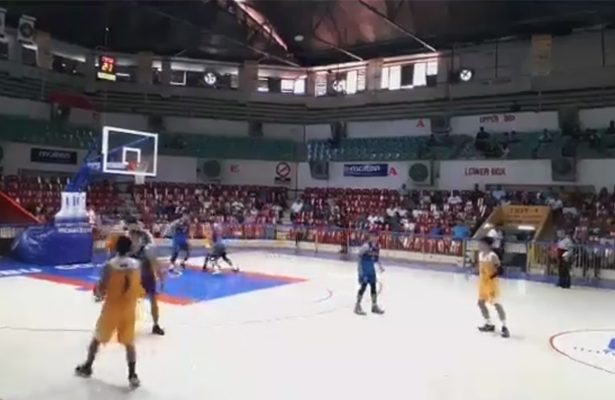 CEBU. The Don Bosco Technology Center Baby Grey Wolves defeated the University of the San Carlos Baby Warriors, 73-63. (SunStar Philippines)